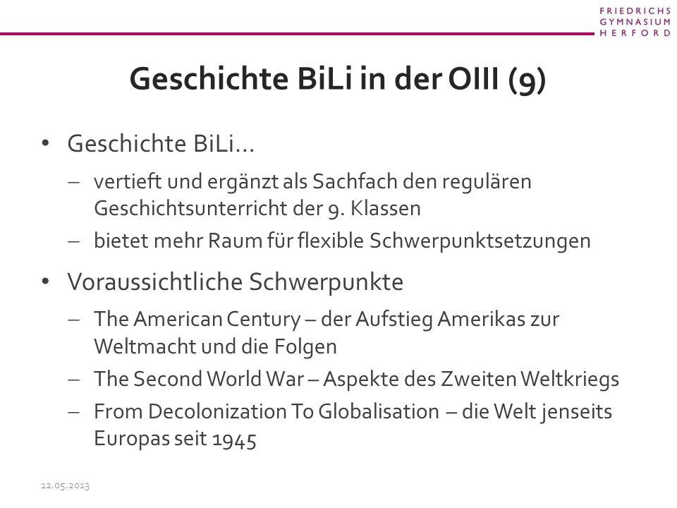 Geschichte BiLi in der OIII (9)