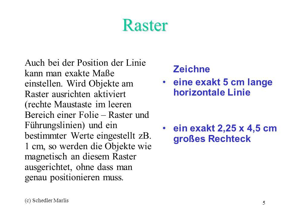 Raster