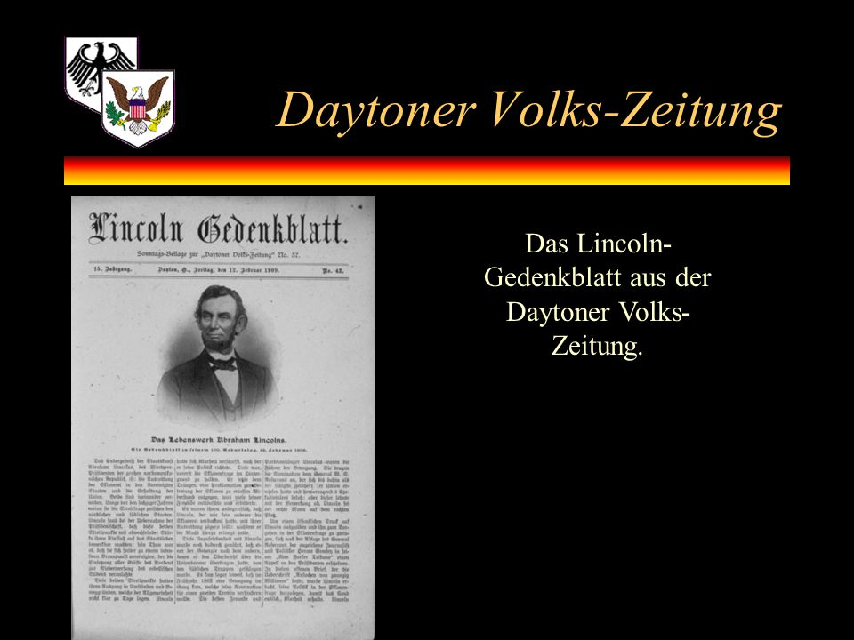 Daytoner Volks-Zeitung