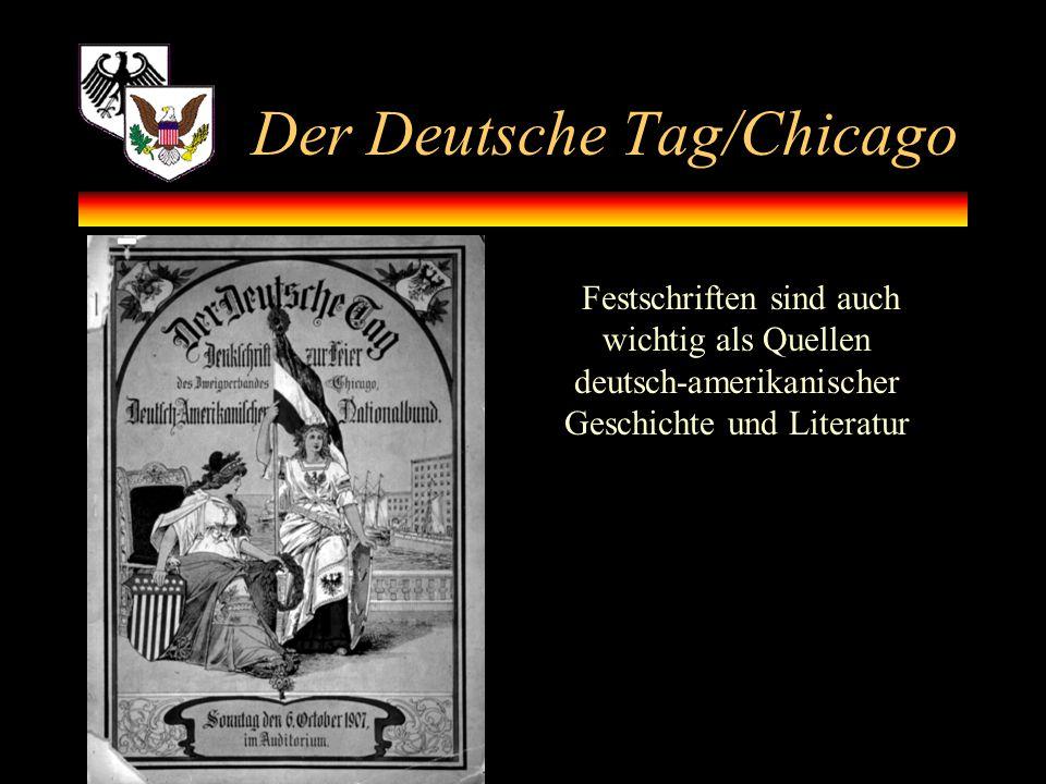 Der Deutsche Tag/Chicago