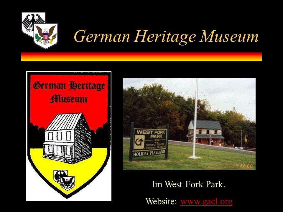 German Heritage Museum
