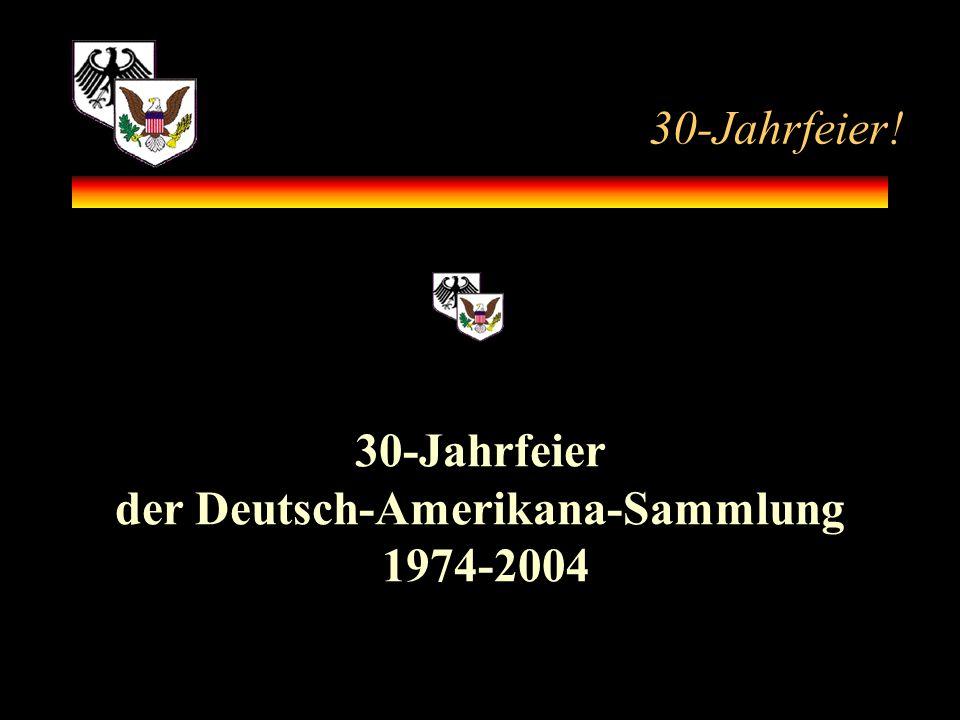der Deutsch-Amerikana-Sammlung