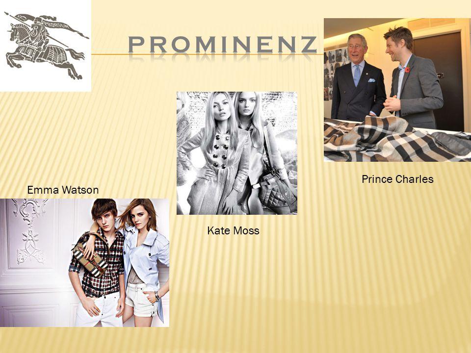 Prominenz Prince Charles Emma Watson Kate Moss