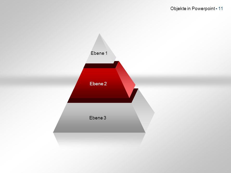 Ebene 1 Ebene 2 Ebene 3