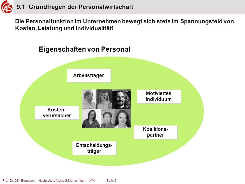 Eigenschaften von Personal Motiviertes Individuum Entscheidungs-träger