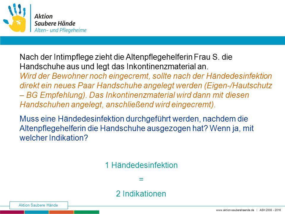 Ja Indikation: Nach Kontakt mit potentiell infektiösen Materialien