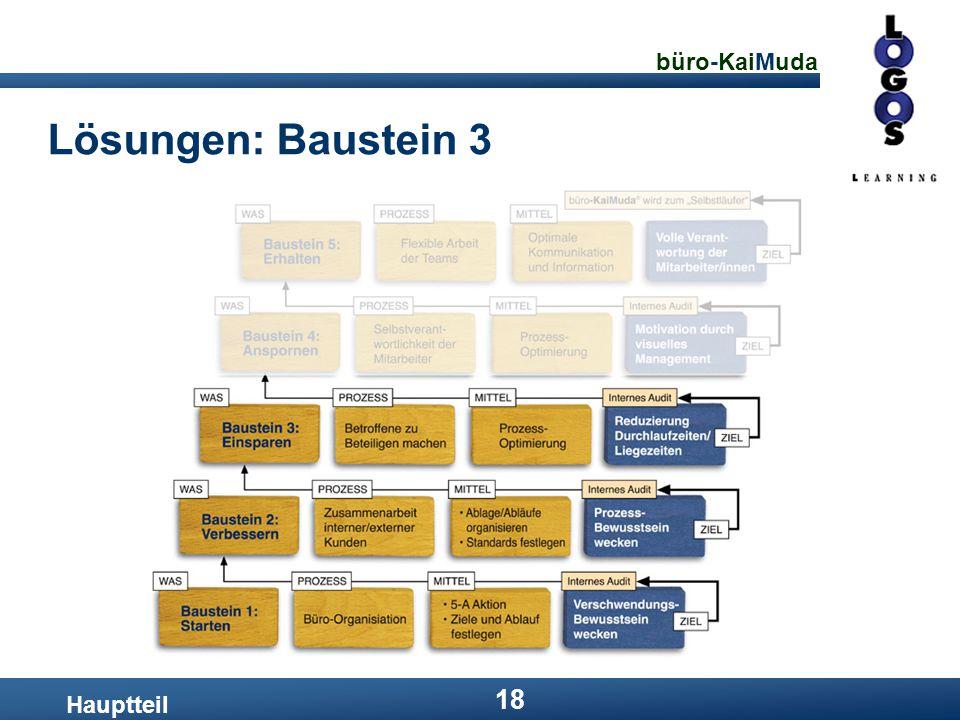 Lösungen: Baustein 3 Hauptteil