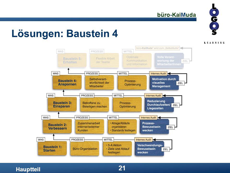 Lösungen: Baustein 4 Hauptteil