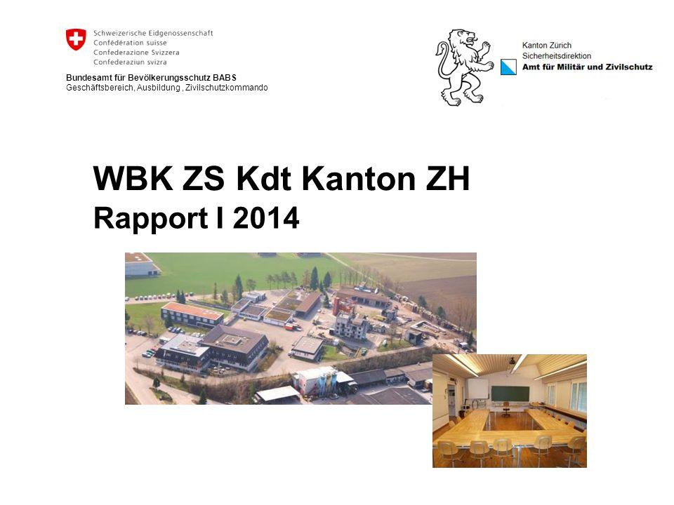 WBK ZS Kdt Kanton ZH Rapport I 2014
