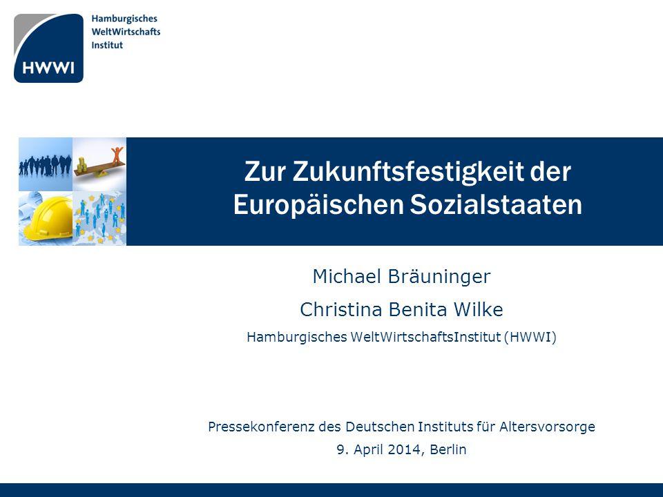 Zur Zukunftsfestigkeit der Europäischen Sozialstaaten