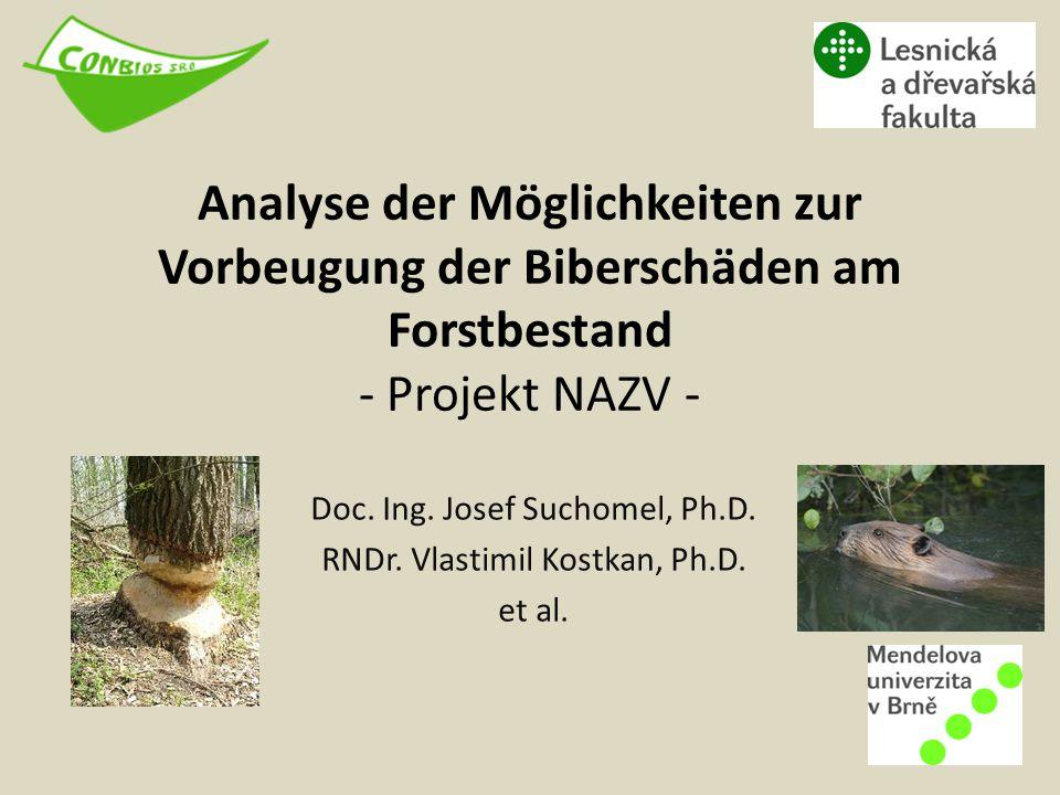 Doc. Ing. Josef Suchomel, Ph.D. RNDr. Vlastimil Kostkan, Ph.D. et al.