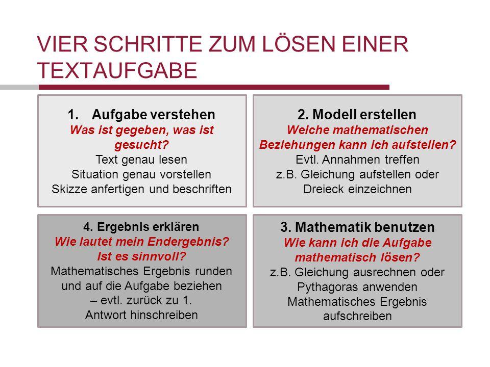 Charmant Zwei Schritte Mathematische Textaufgaben Arbeitsblatt Ideen ...