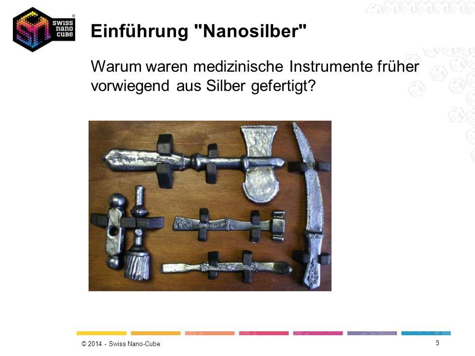 Einführung Nanosilber
