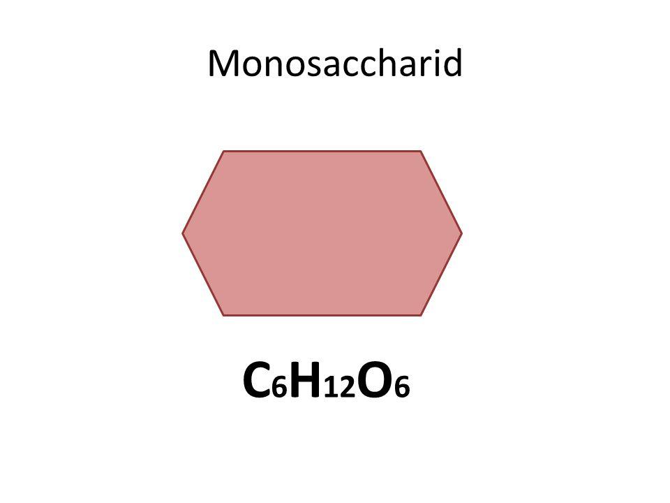 Monosaccharid C6H12O6