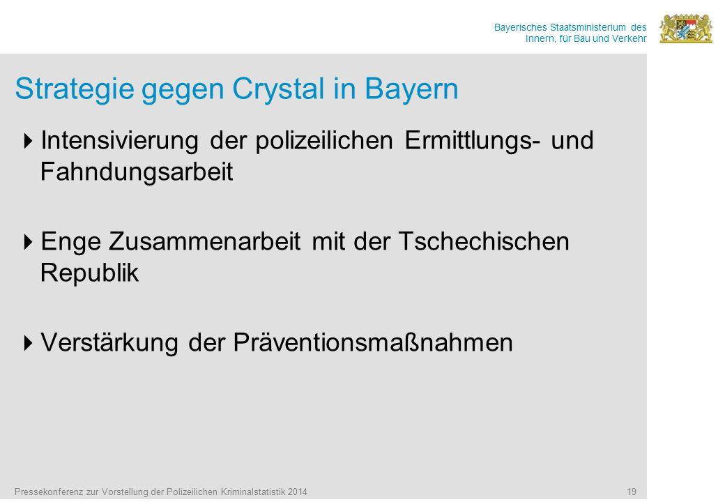 Strategie gegen Crystal in Bayern