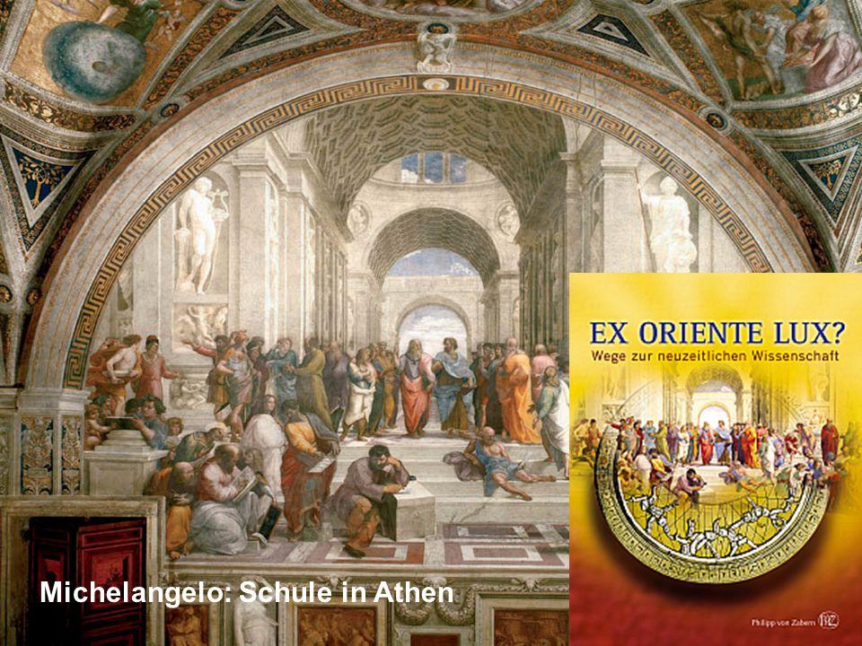 Michelangelo: Schule in Athen