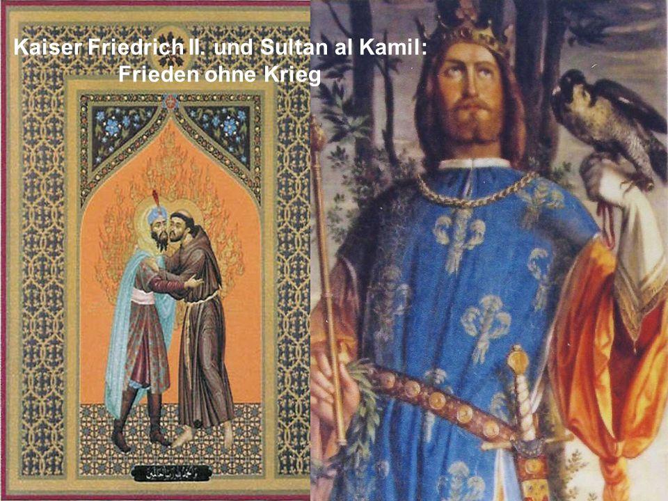 Kaiser Friedrich II. und Sultan al Kamil:
