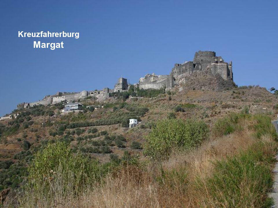 Kreuzfahrerburg Margat