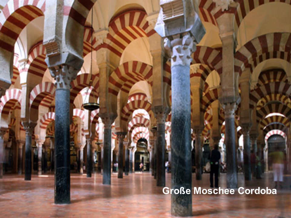 Große Moschee Cordoba