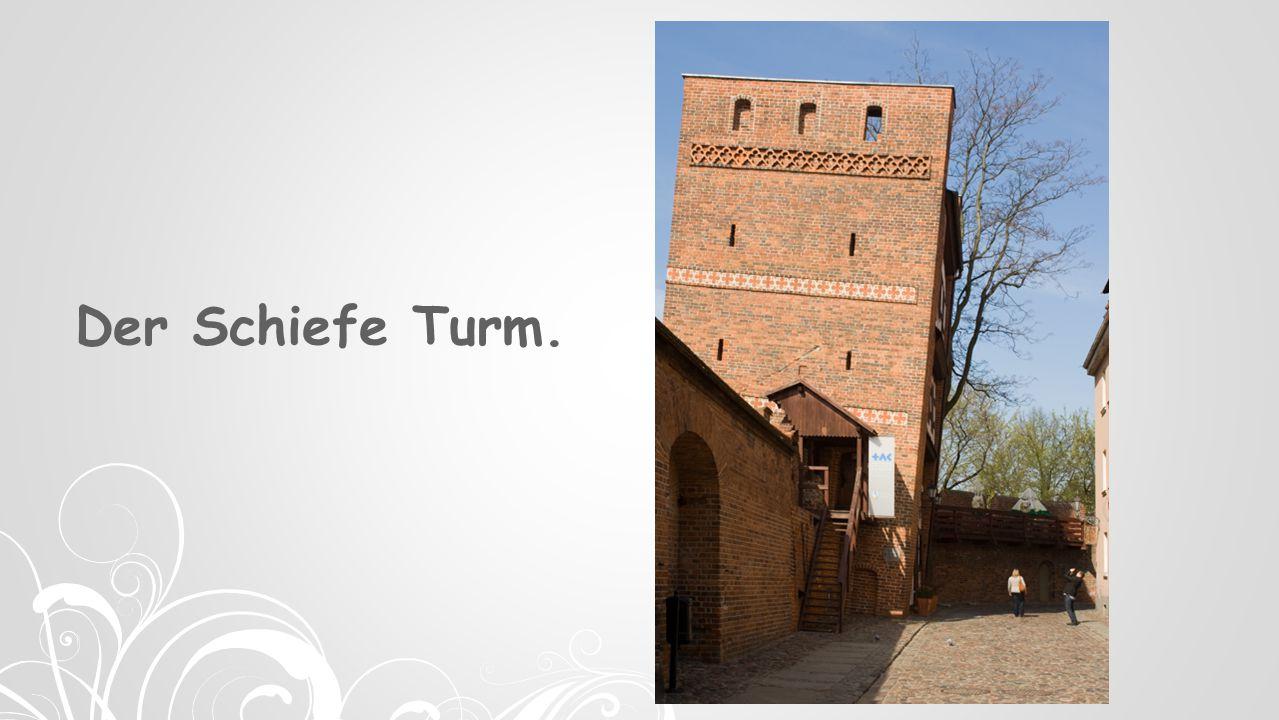 Der Schiefe Turm.