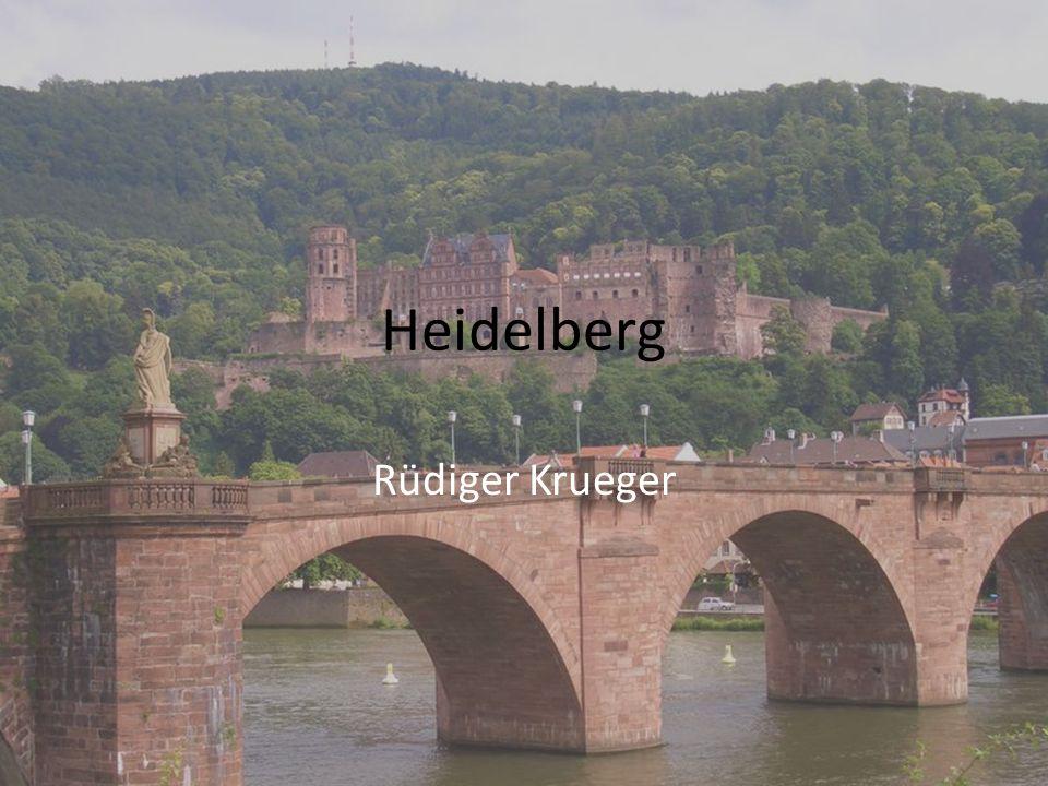 Heidelberg Rüdiger Krueger