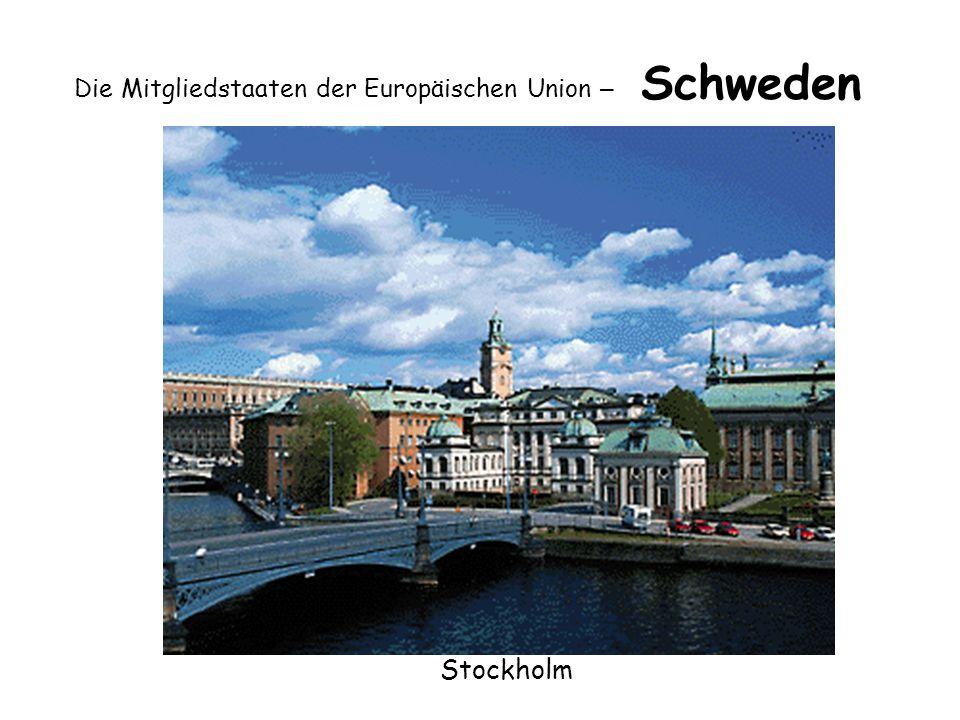 Die Mitgliedstaaten der Europäischen Union –