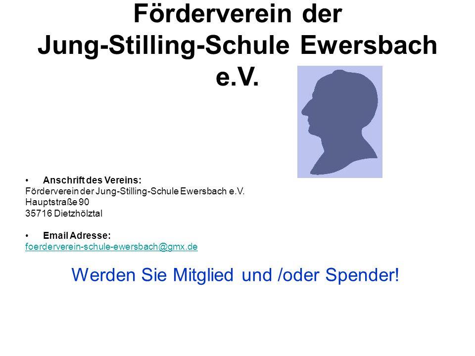 Förderverein der Jung-Stilling-Schule Ewersbach e.V.
