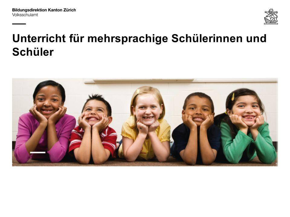 Unterricht für mehrsprachige Schülerinnen und Schüler