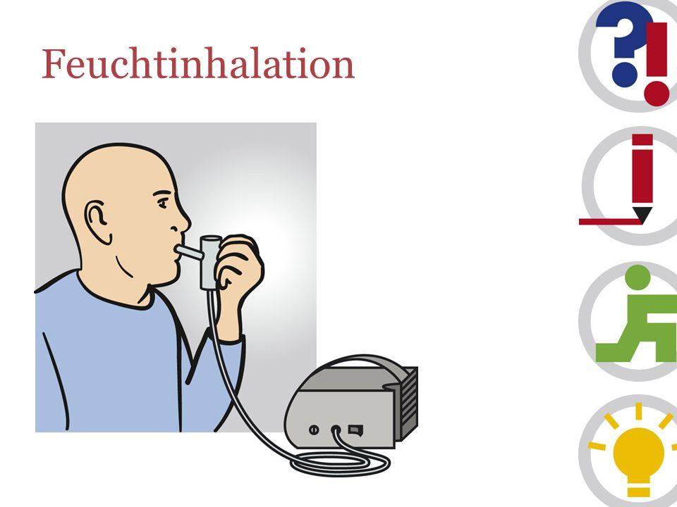 Feuchtinhalation