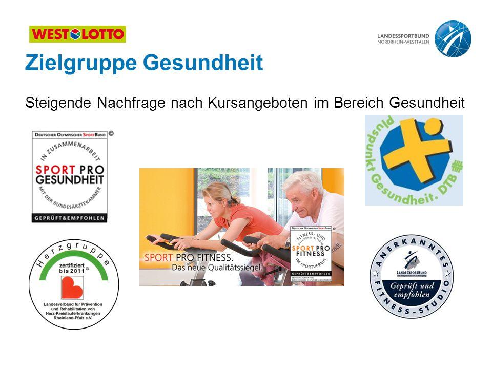 Zielgruppe Gesundheit