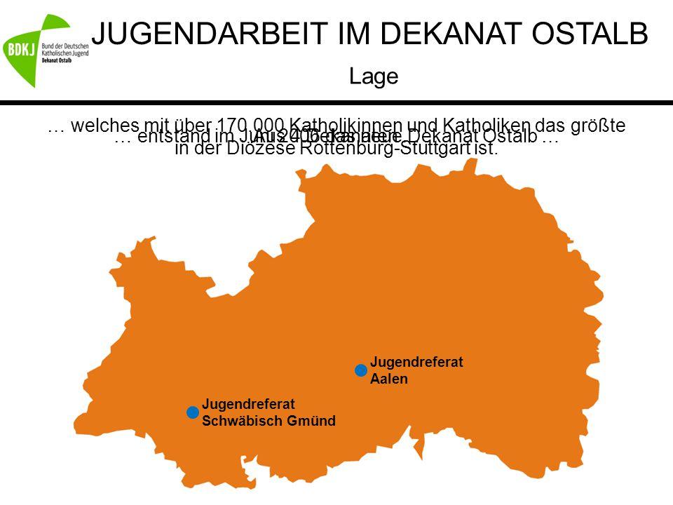 Lage … welches mit über 170.000 Katholikinnen und Katholiken das größte. in der Diözese Rottenburg-Stuttgart ist.