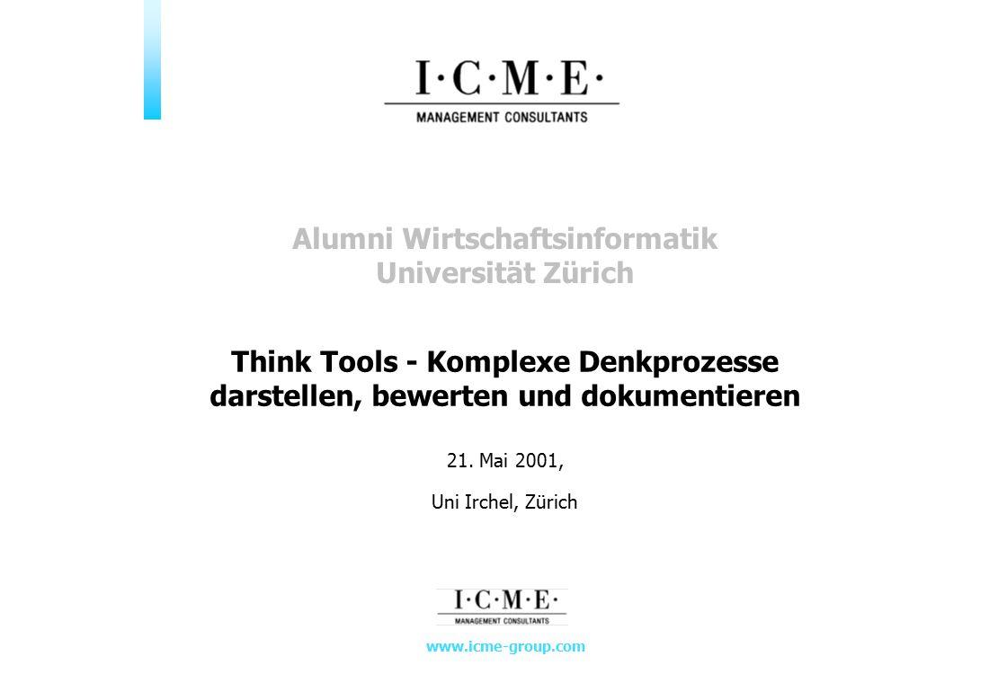 Alumni Wirtschaftsinformatik Universität Zürich