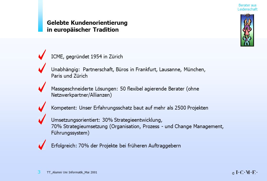 Gelebte Kundenorientierung in europäischer Tradition