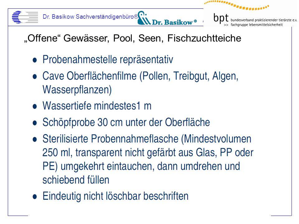 """""""Offene Gewässer, Pool, Seen, Fischzuchtteiche"""