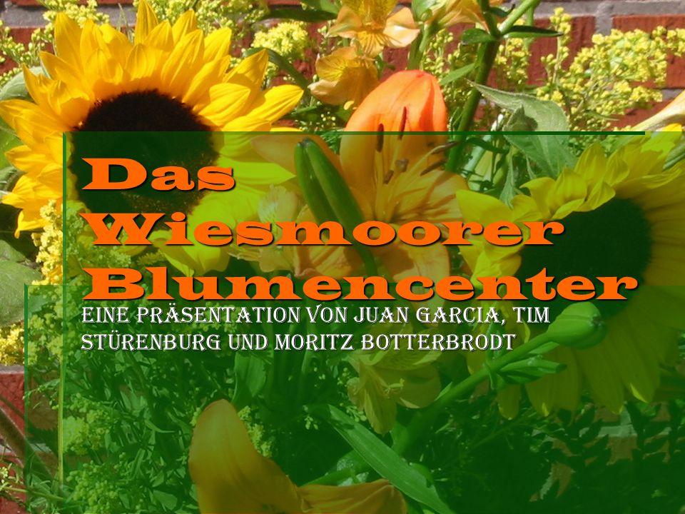 Das Wiesmoorer Blumencenter