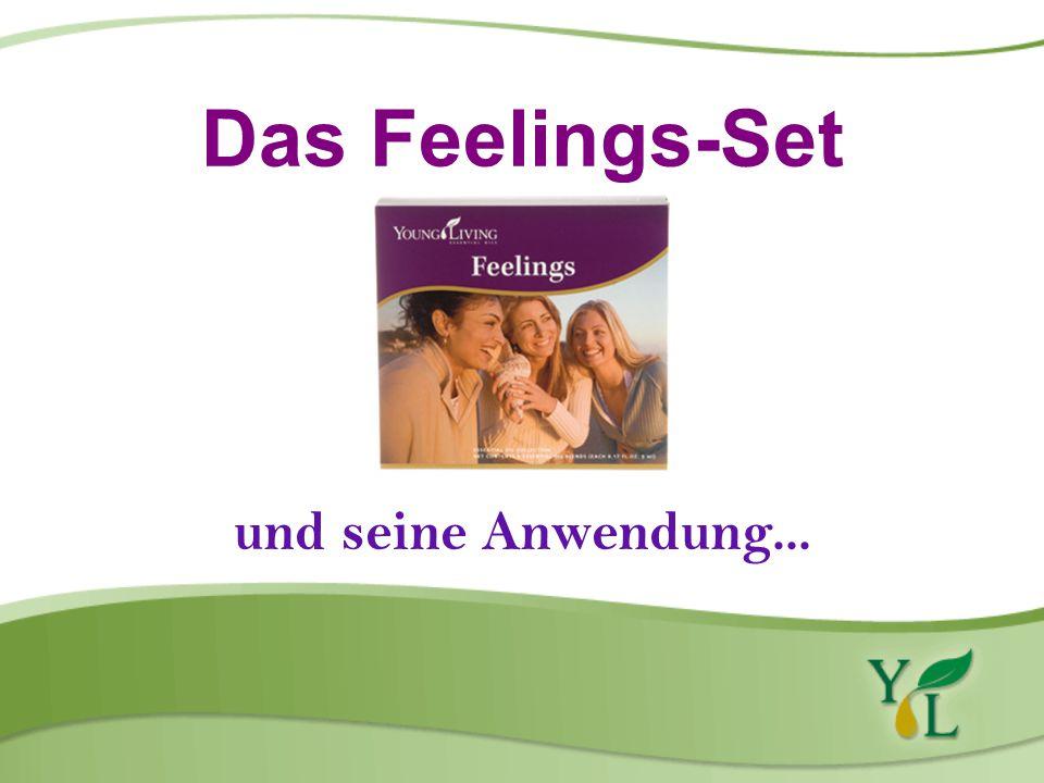 Das Feelings-Set und seine Anwendung... 1 1