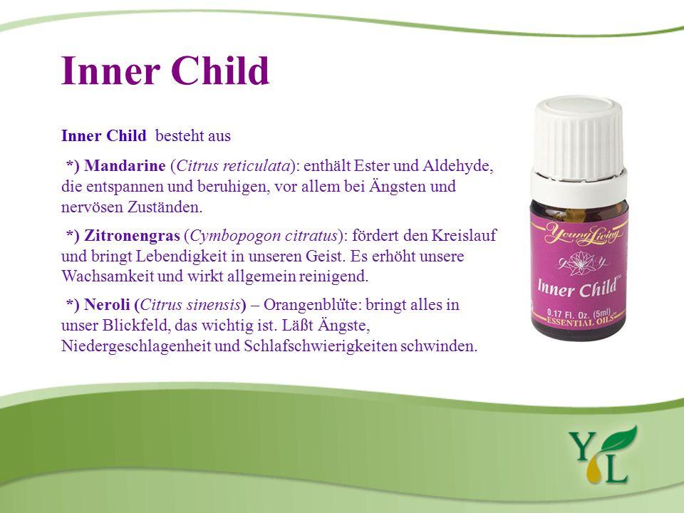 Inner Child Inner Child besteht aus