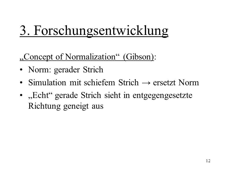 3. Forschungsentwicklung