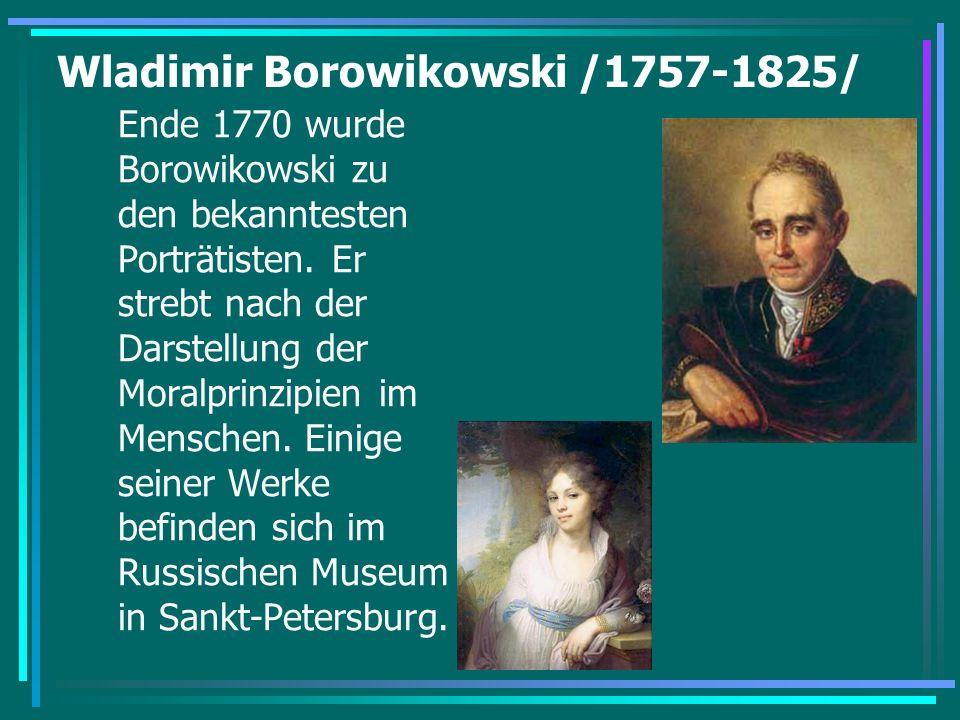 Wladimir Borowikowski /1757-1825/