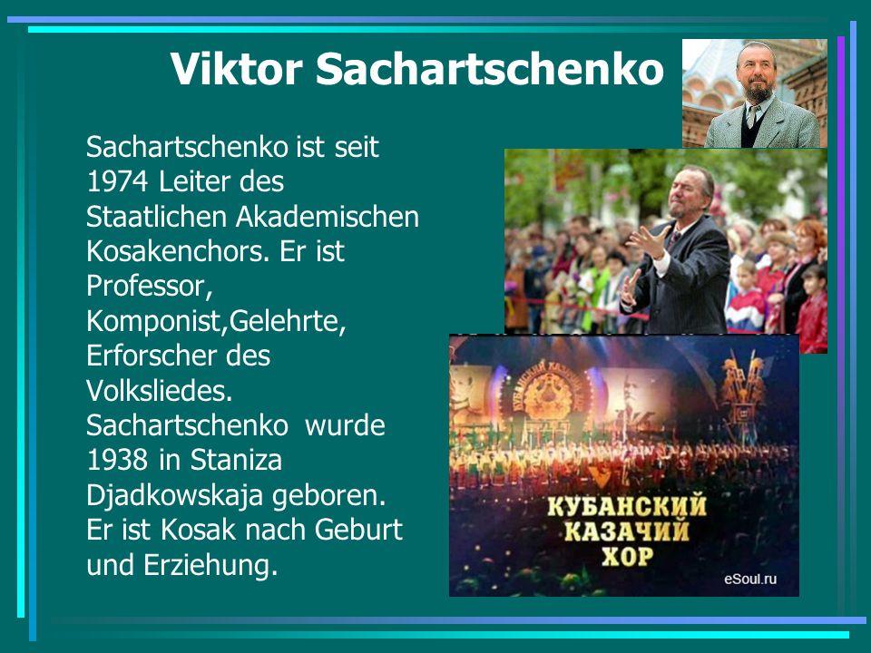 Viktor Sachartschenko