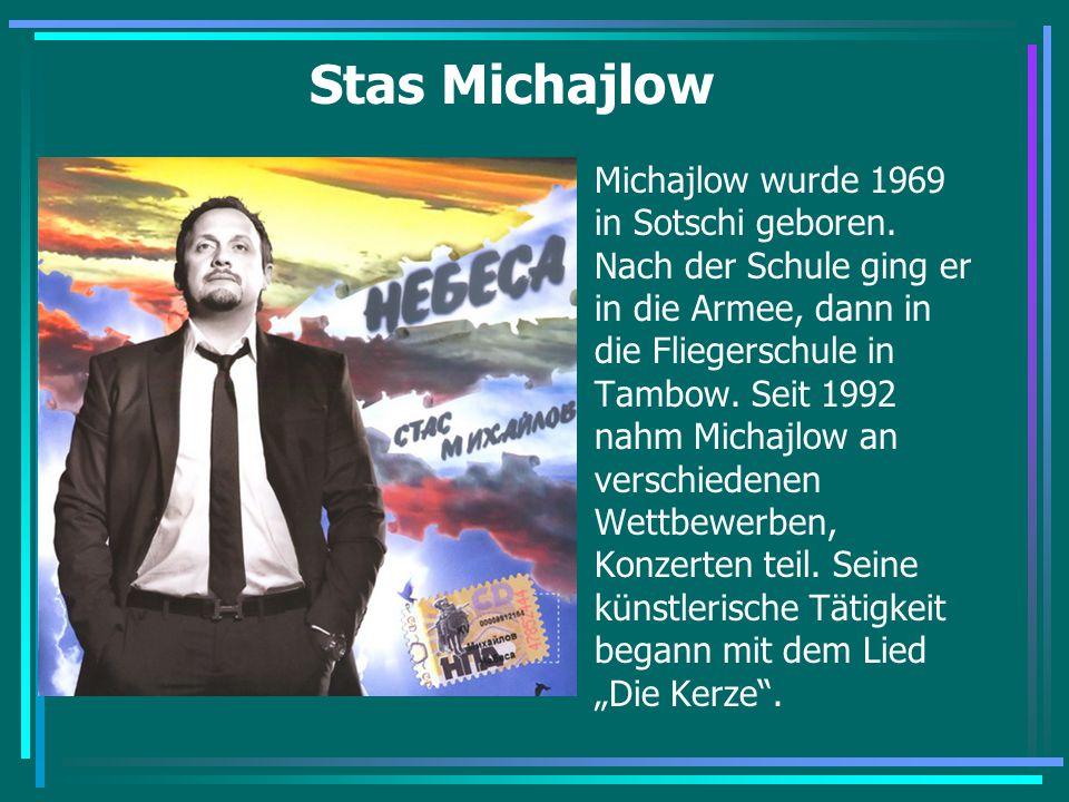 Stas Michajlow