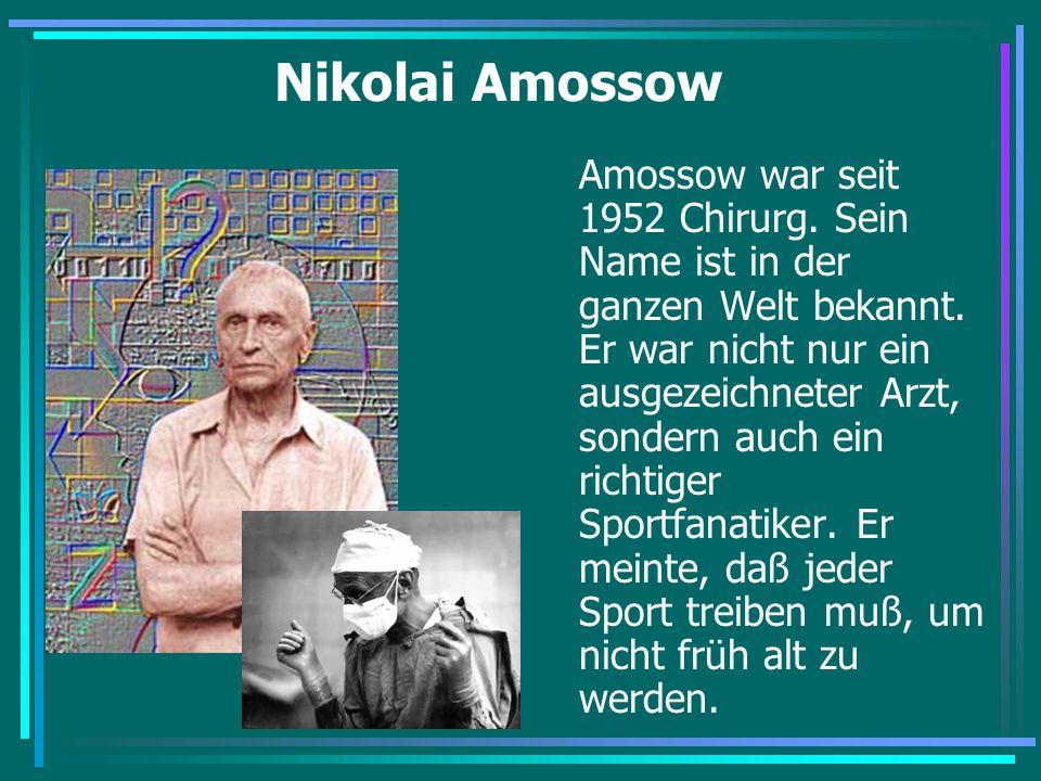 Nikolai Amossow
