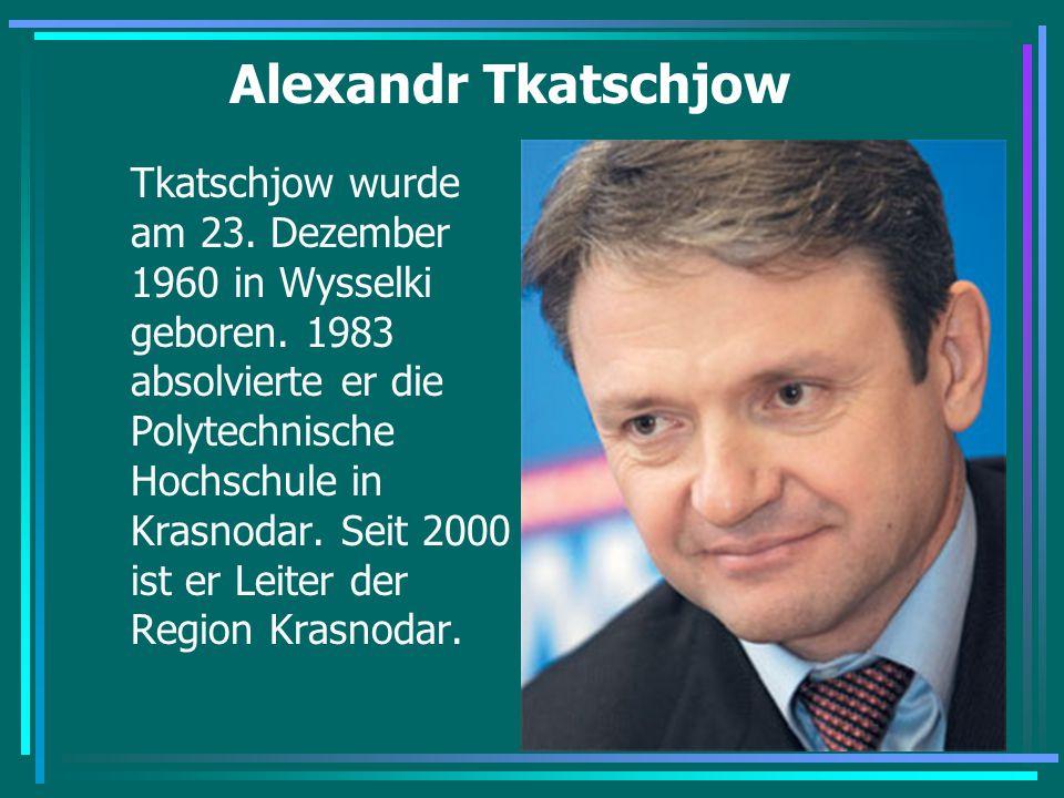 Alexandr Tkatschjow