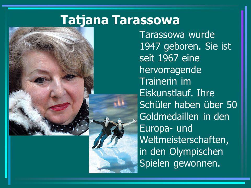 Tatjana Tarassowa
