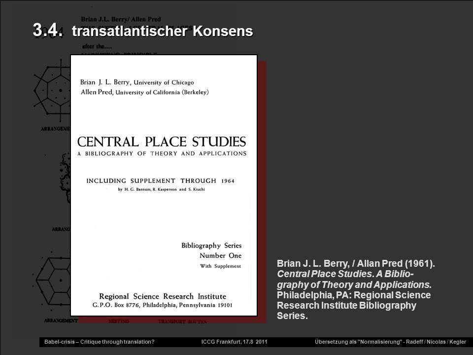 3.4. transatlantischer Konsens