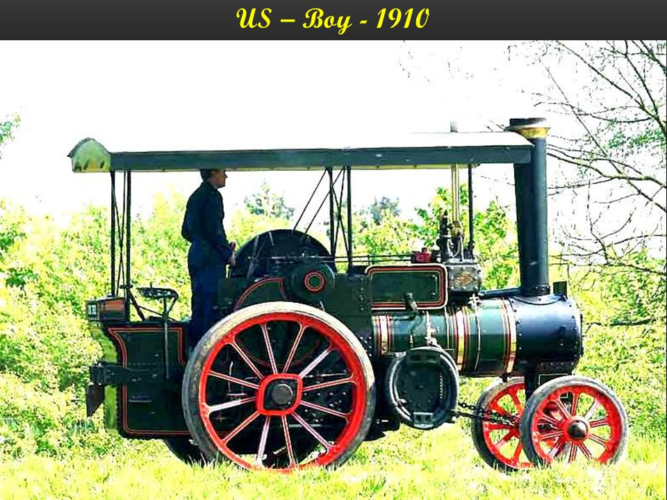 US – Boy - 1910