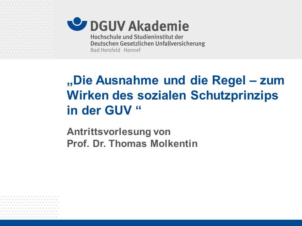 Antrittsvorlesung von Prof. Dr. Thomas Molkentin