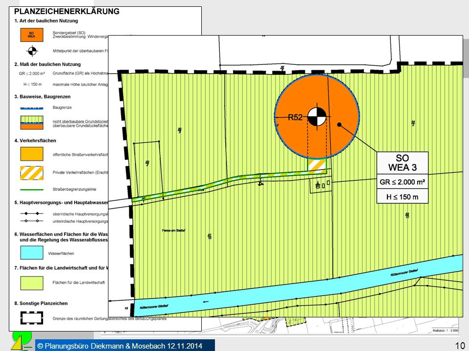 Vorarbeiten Verbindliche Bauleitplanung 10