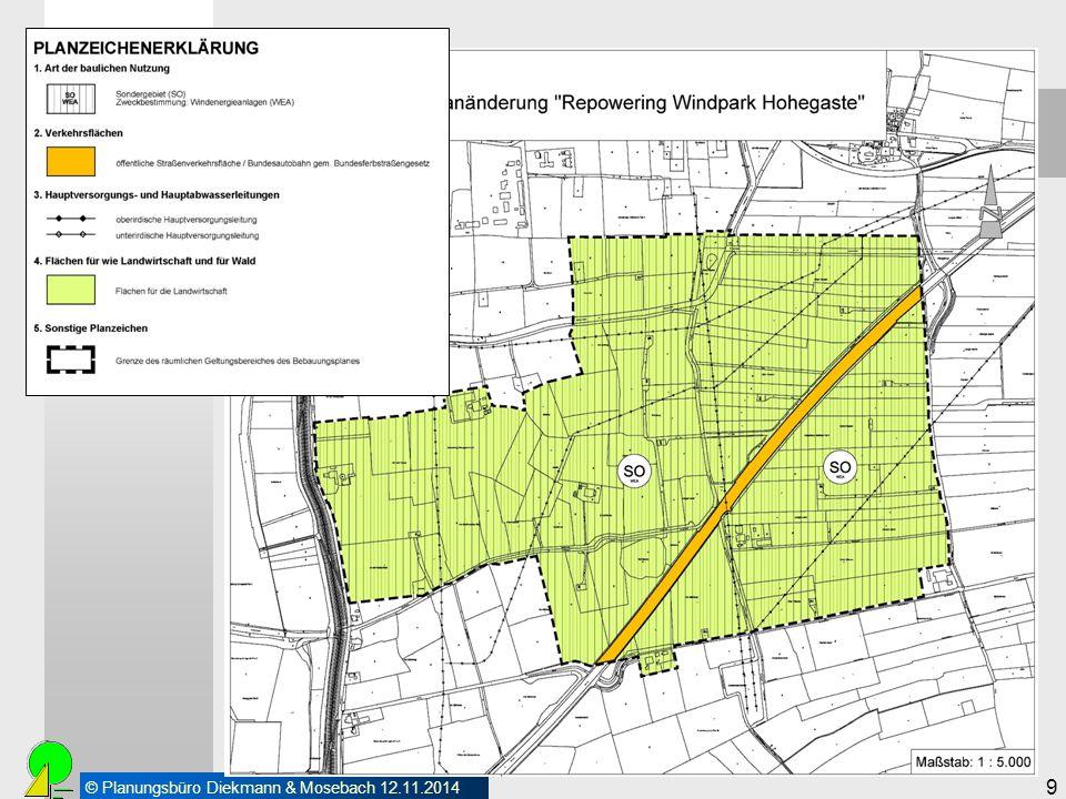 Vorarbeiten Vorbereitende Bauleitplanung 9