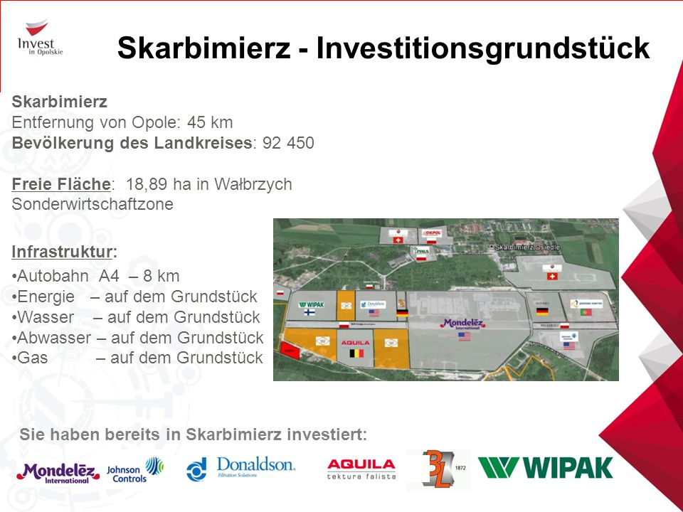 Skarbimierz - Investitionsgrundstück